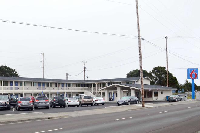Motel 6 Crescent City - Ca - Crescent City - Edificio