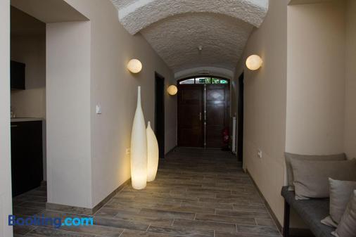 Cacao Rooms - Ljubljana - Hallway