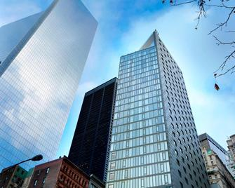 Courtyard by Marriott New York Downtown Manhattan/World Trade Center Area - New York - Building
