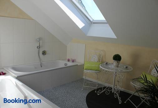 Hotel - Restaurant Berghof - Berghausen - Bathroom