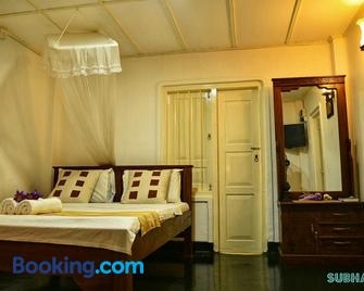 Subhasha Summer Cottage - Talalla South - Bedroom