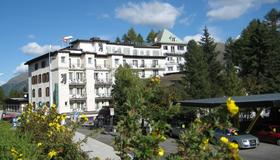 Hotel Bären - São Moritz - Edifício