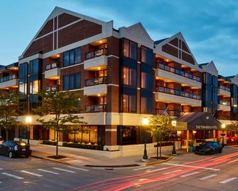 The Townsend Hotel - Birmingham - Edificio