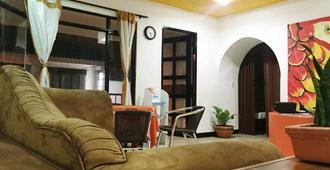 Bananas Hostel - Santa Rosa de Cabal - Sala de estar