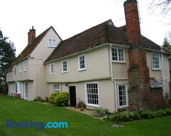 Stoke by Nayland B&B Poplars Farmhouse - Colchester - Building
