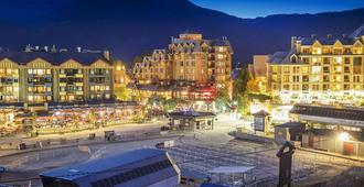 Sundial Boutique Hotel - Whistler - Outdoor view
