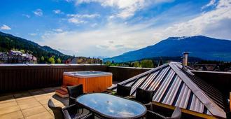 Sundial Hotel - Whistler - Balcony
