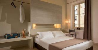 Crossroad Hotel - Rome - Bedroom