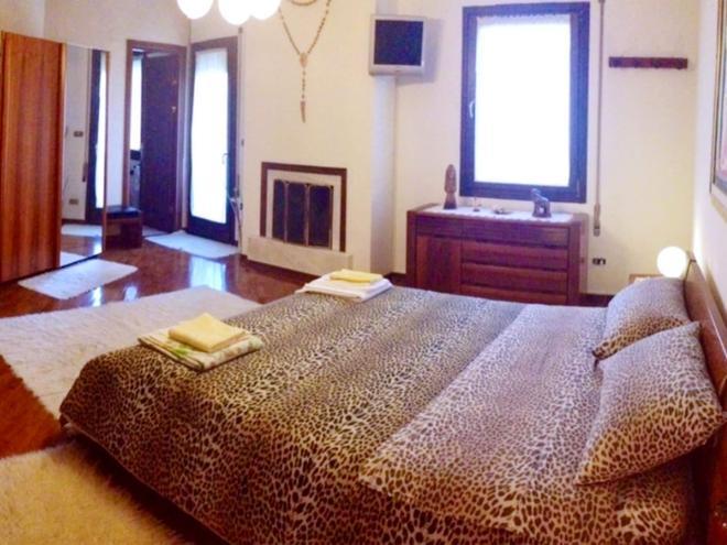 B&B Le Tre Grazie - Padua - Bedroom