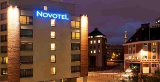 Novotel Lille Centre Gares - Lille - Rakennus