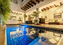 Casa de la Tablada Hotel Boutique by HMC - Cartagena - Pool