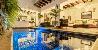 Casa de la Tablada Hotel Boutique by HMC - Cartagena de Indias - Piscina