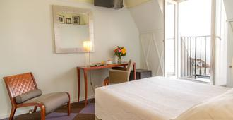 Hotel Quartier Latin - Paris - Bedroom