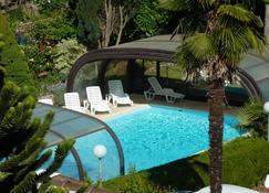 Hotel du Lion d'Or - Entraygues-sur-Truyère - Pool