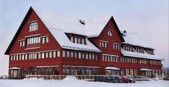 Hotell Fyrislund - Uppsala - Κτίριο