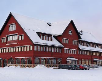 Hotell Fyrislund - Уппсала - Building