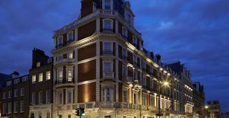 The Mandeville Hotel - London - Building