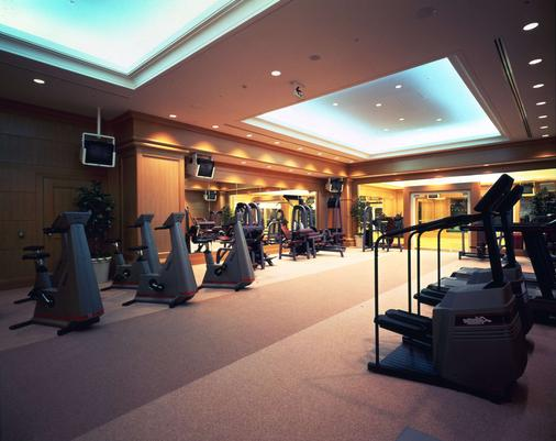 Imperial Hotel Osaka - Osaka - Gym