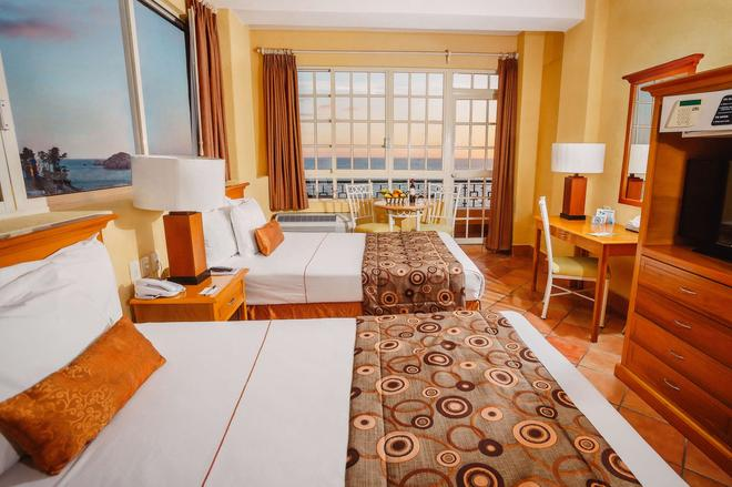 波薩達弗里曼貝斯特韋斯特酒店 - 馬薩特蘭 - Mazatlan/馬薩特蘭 - 臥室