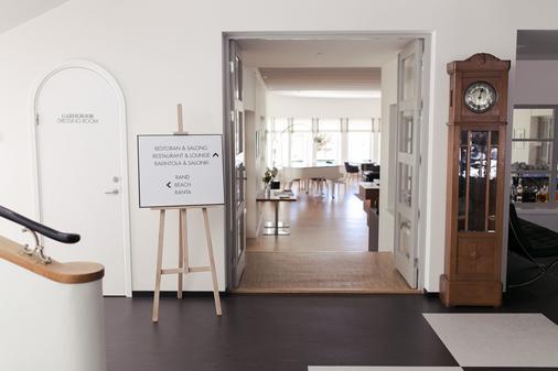 Rannahotell - Pärnu - Lobby