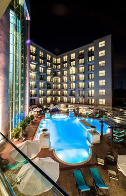 Army Hotel - Hanoi - Pool