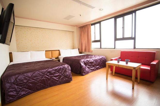 瑞谷大飯店 - 高雄市 - 臥室