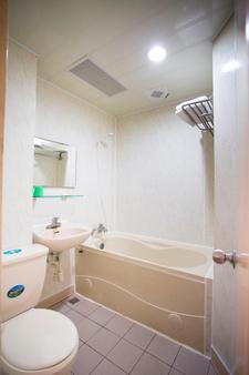 Rui Gu Hotel - Kaohsiung - Bathroom