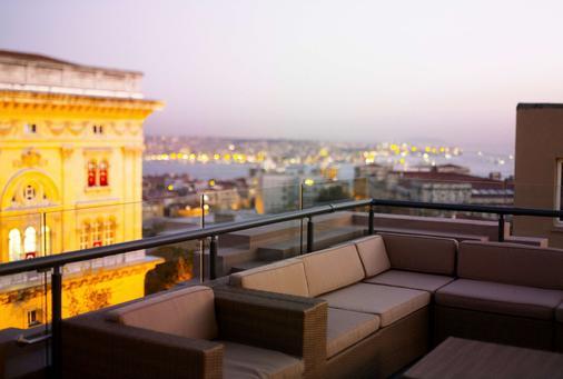 Park Hyatt Istanbul - Macka Palas - Istanbul - Balcony