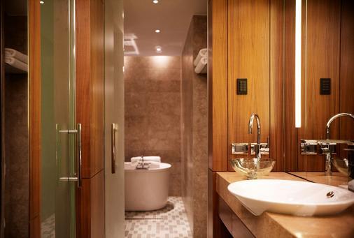 Park Hyatt Istanbul - Macka Palas - Istanbul - Bathroom