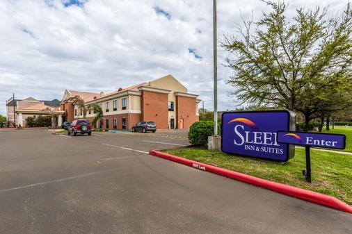 Sleep Inn & Suites Stafford - Sugarland - Stafford - Rakennus