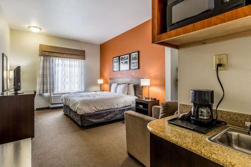 Sleep Inn & Suites Stafford - Sugarland - Stafford - Makuuhuone