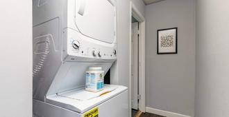 Updated Cwe 1br Near Bjc By Zencity - St. Louis - Laundry facility