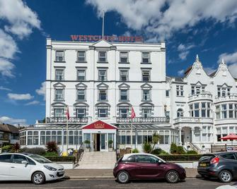 Muthu Westcliff Hotel (Near London Southend Airport) - Westcliff-on-Sea - Building