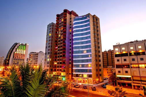 Relax Inn Hotel Apartments - Salmiya - Building