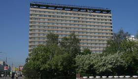 Universitetskaya Hotel - Moscú - Edificio