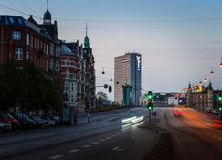 Radisson Blu Scandinavia Hotel, Copenhagen - Copenhague - Vista del exterior