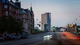 Radisson Blu Scandinavia Hotel, Copenhagen - Копенгаген - Вид снаружи