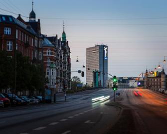 Radisson Blu Scandinavia Hotel, Copenhagen - København - Utsikt