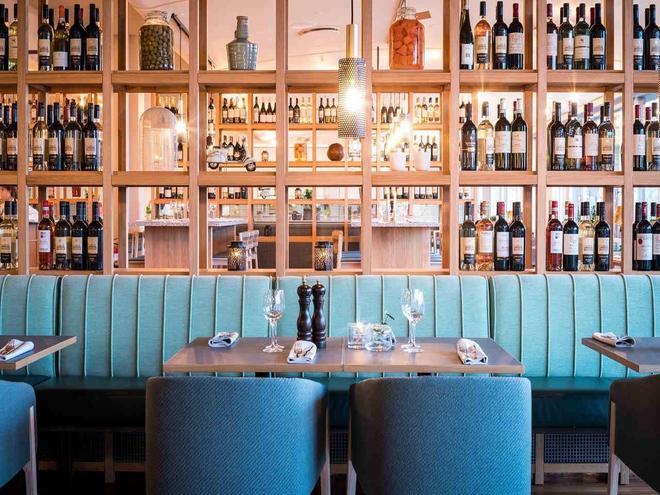 拉迪森 SAS 斯堪的納維亞酒店 - 哥本哈根 - 哥本哈根 - 酒吧