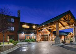 Best Western Plus Mccall Lodge & Suites - McCall - Building