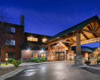Best Western Plus Mccall Lodge & Suites - McCall - Gebäude