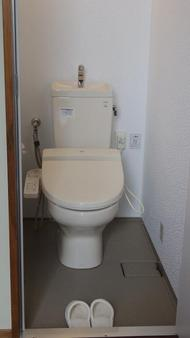Irumote So - Hostel - Taketomi - Baño