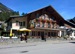 Hotel Restaurant Alpina - Innertkirchen - Building