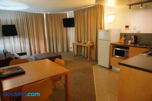 Abbey on Roma Hotel & Apartments - Brisbane - Phòng ăn