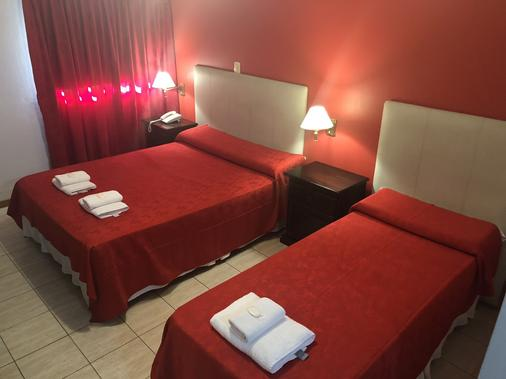 Hotel Quetzal - Córdoba - Makuuhuone
