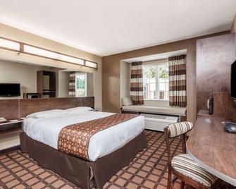 Microtel Inn & Suites by Wyndham Macon - Macon - Bedroom