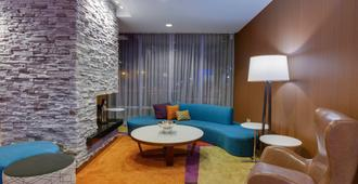 Fairfield Inn & Suites by Marriott Fort Lauderdale Downtown/Las Olas - Fort Lauderdale - Living room