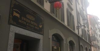Swiss Dewa - Lucerna - Edificio