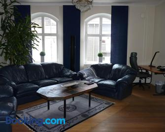City Hotelapartment - Karlshamn - Living room