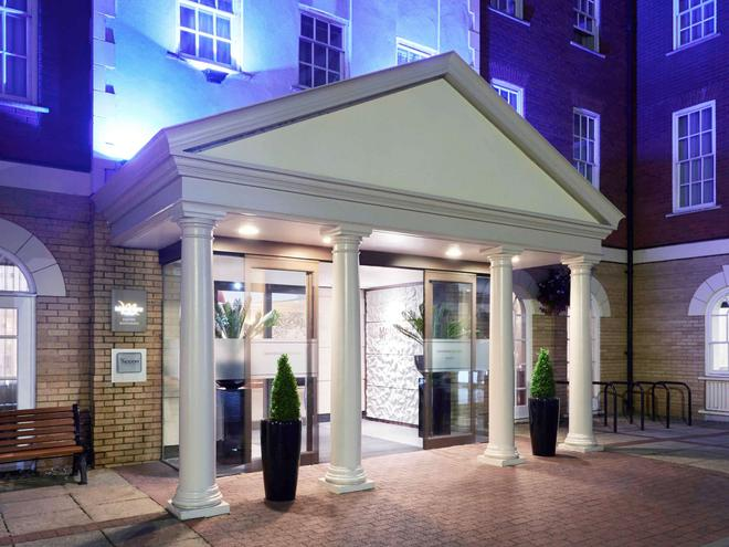 Mercure Exeter Southgate Hotel - Exeter - Toà nhà